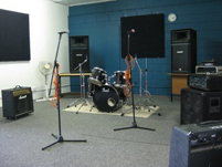 attic rehearsal room 4 sheffield
